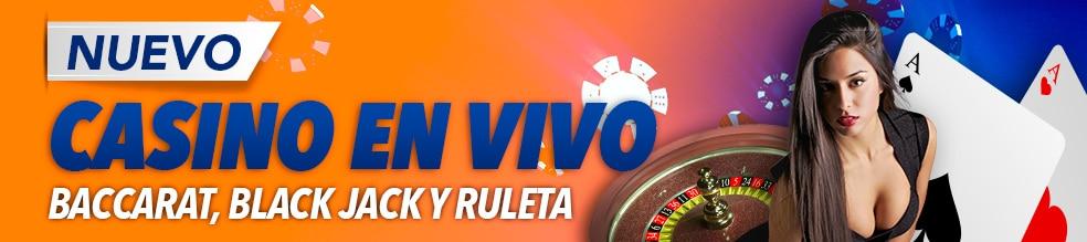 Casino YaJuego en vivo